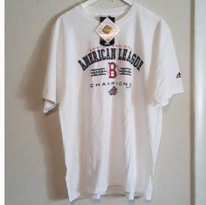 ADIDAS Boston Red Sox World Series 2004 Shirt